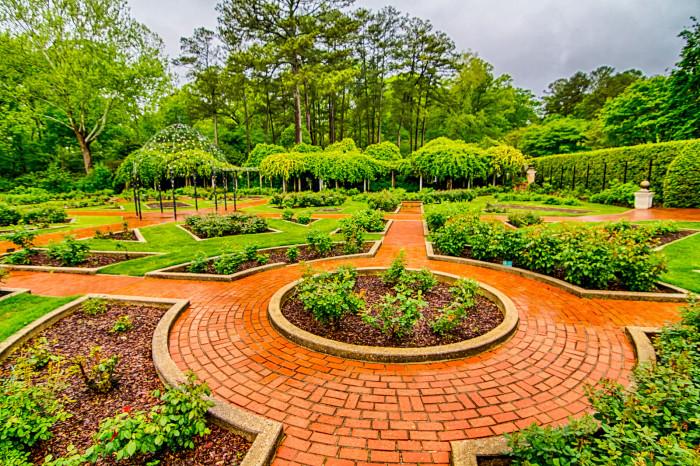 3. Birmingham Botanical Gardens