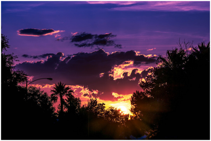 1. Las  Vegas Sunset