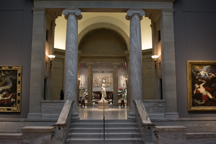 5) Cleveland Museum of Art