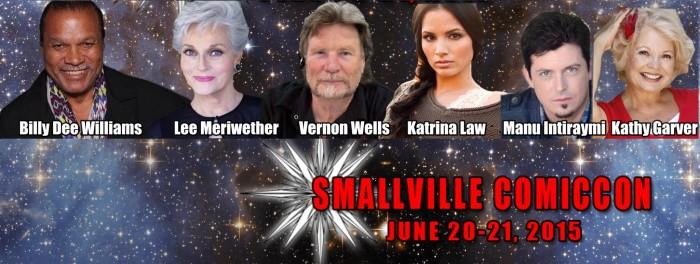 4.) The Geeky Dad: Smallville Comic Con (Hutchinson)