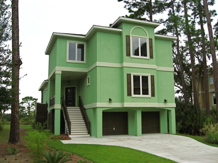 7. Green House, Fripp Island, SC