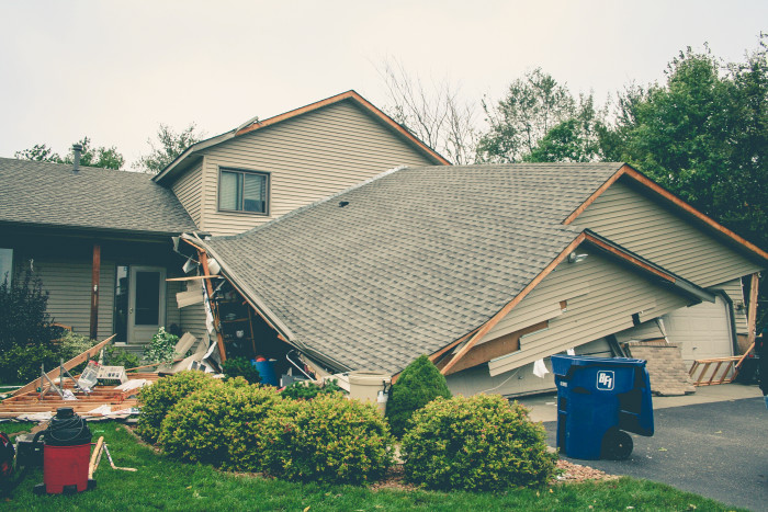 2. Tornadoes are another natural disaster you should be ready for in Minnesota. Make sure you have a tornado-safe shelter.