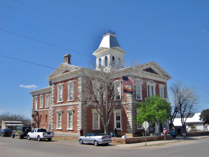 7. Tombstone Courthouse State Historic Park