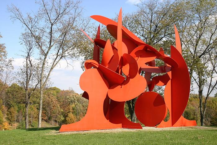 12) Pyramid Hill Sculpture Park and Museum (Hamilton)