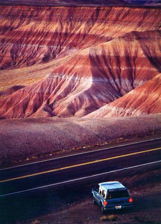 24. Painted Desert