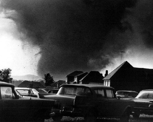 4.) Topeka Tornado (1966)