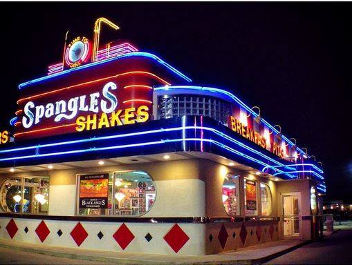 9.) Spangles (Various Locations)