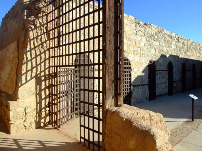 9. Yuma Territorial Prison State Historic Park