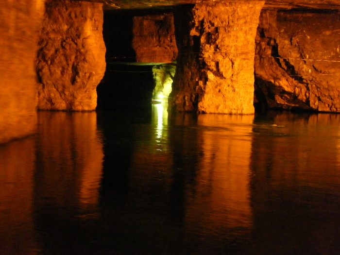 10. Magnificent Bonne Terre Mine