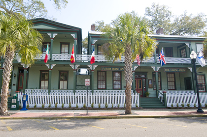 7. Florida House Inn