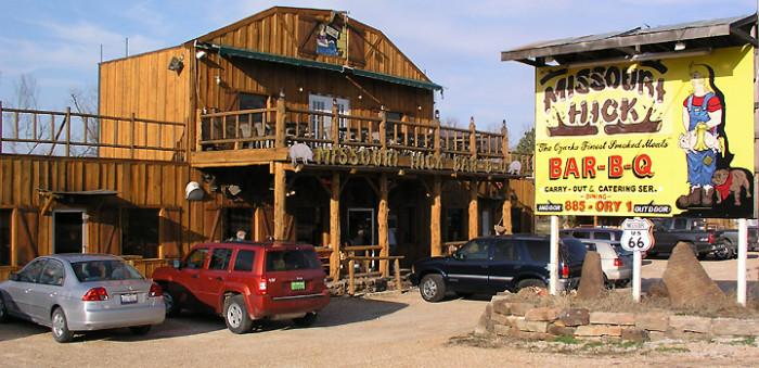 5. Missouri Hick BBQ - Cuba