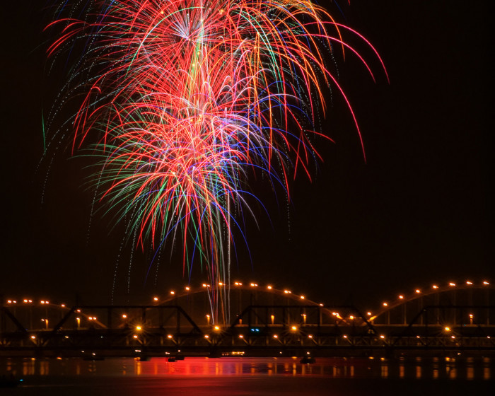 1. Red White and Boom in Davenport