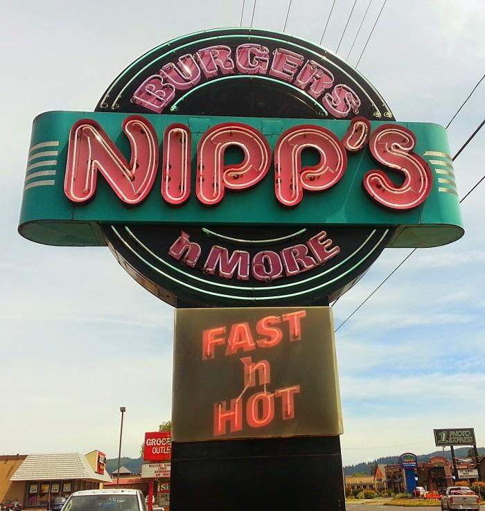 2. Nipps Burgers N' More - Longview