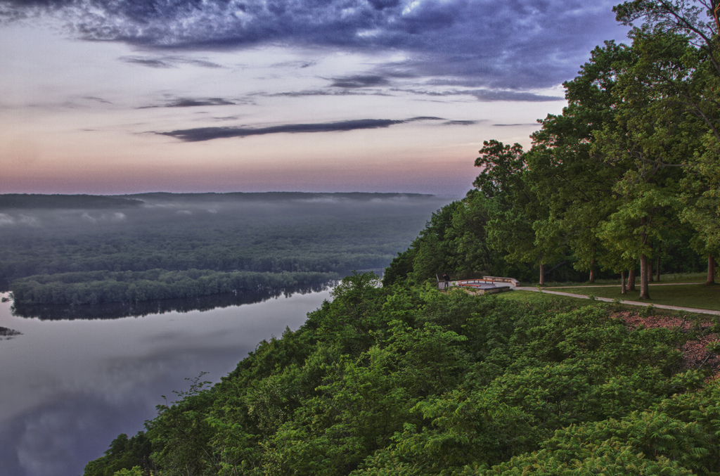 13 beautiful state parks in iowa