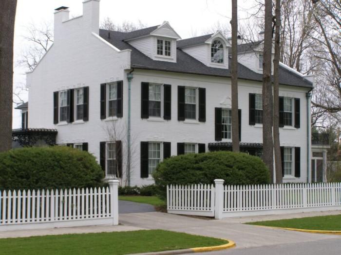 2. Elston House