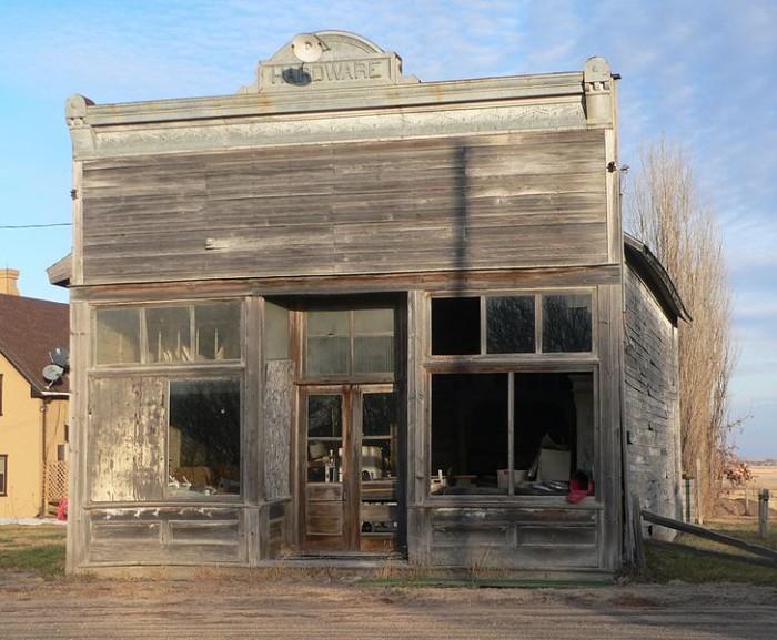 Abandoned Old Buildings For Sale In Nebraska