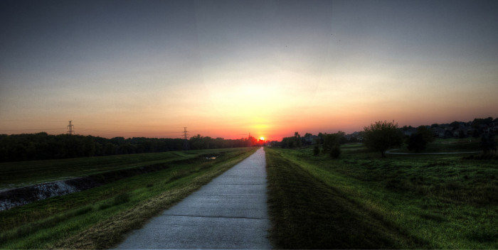 20) The Sun at the End of the Road in Omaha