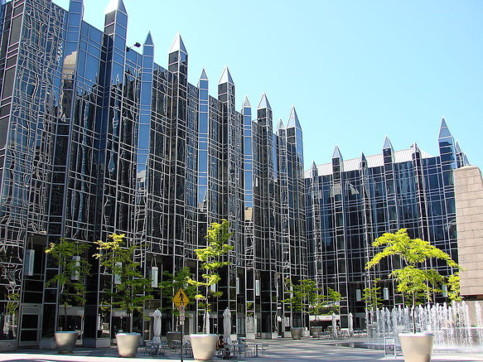 11. PPG Place, Pittsburgh