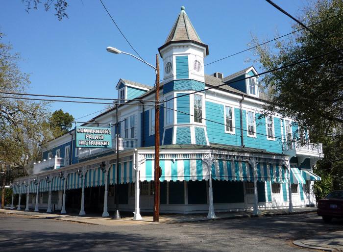 7. Commander's Palace, New Orleans, LA