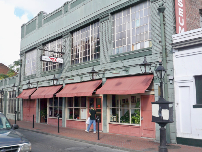 2) Musee Conti Historical Wax Museum, New Orleans, LA