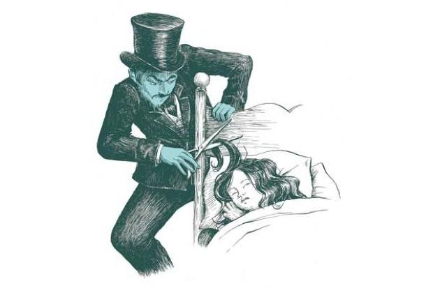 2. Pascagoula's Phantom Barber
