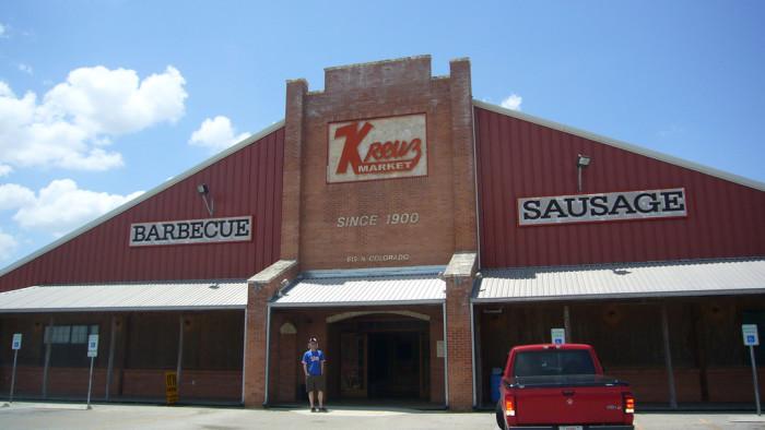 6) Kreuz Market (Lockhart)