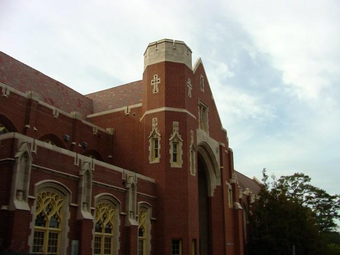 4. Dodd Hall Library