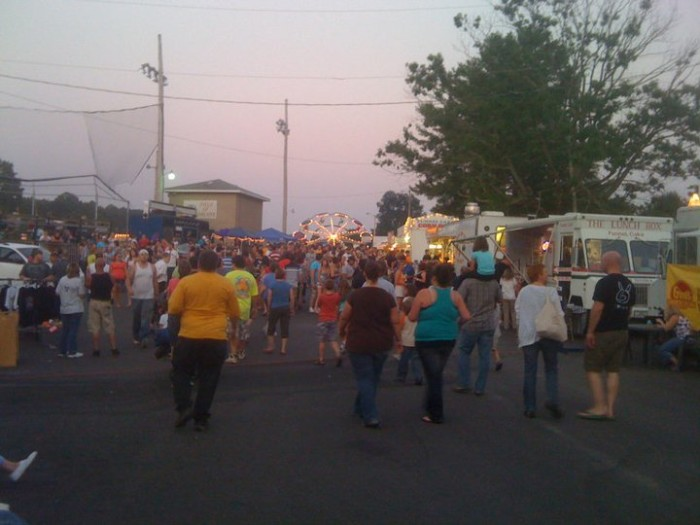 5. The Fayetteville Lions Club Fourth of July Celebration