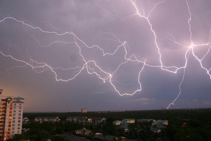 11. Lightning