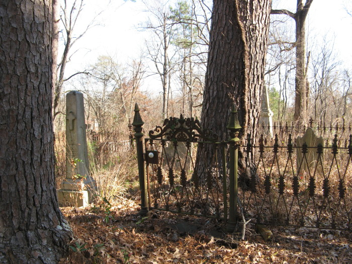 2.  Asbury Cemetery