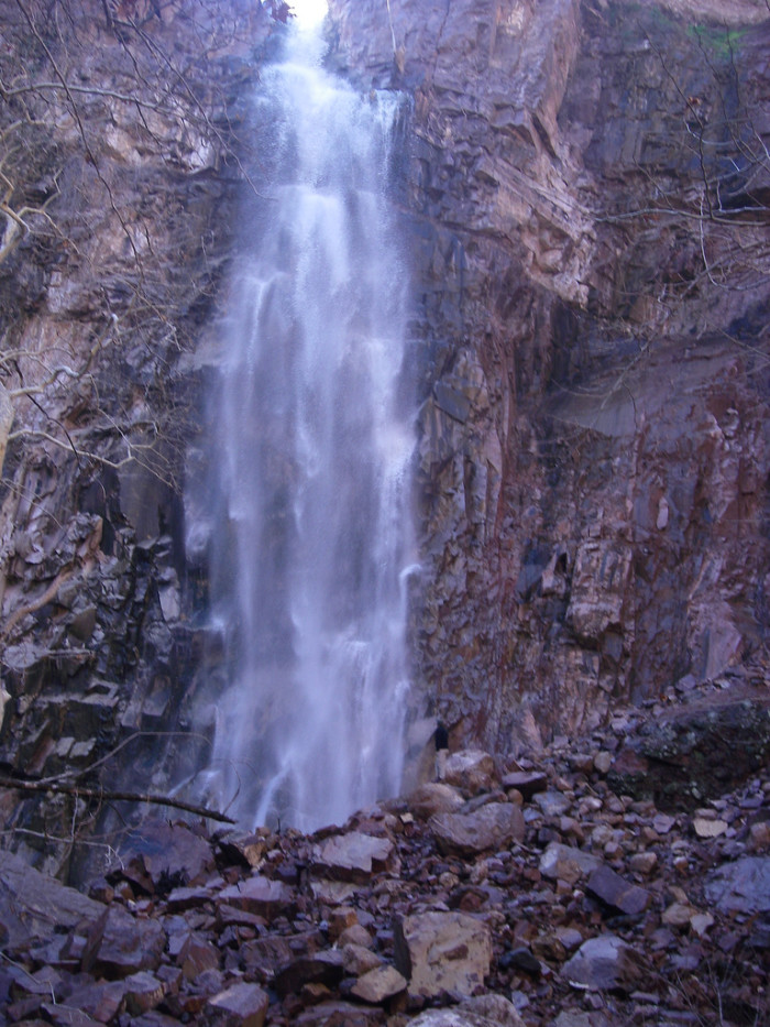 11. Reavis Falls
