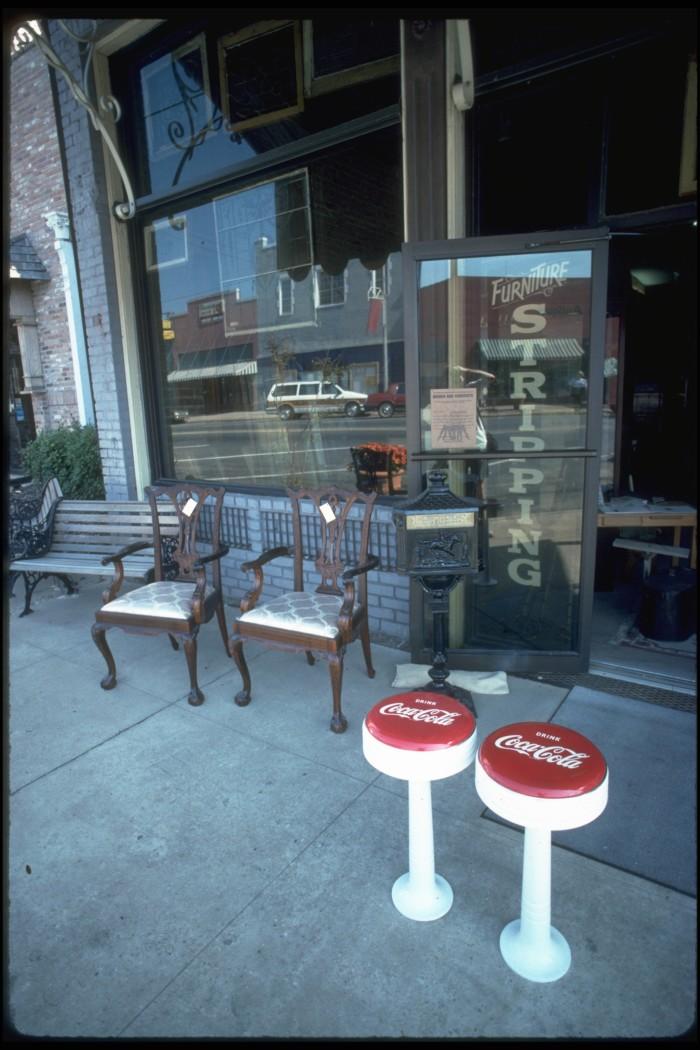 4) Antique Alley, Monroe, LA