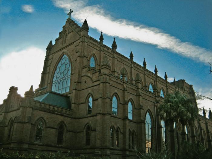 4. Cathedral of St. John the Baptist, Charleston