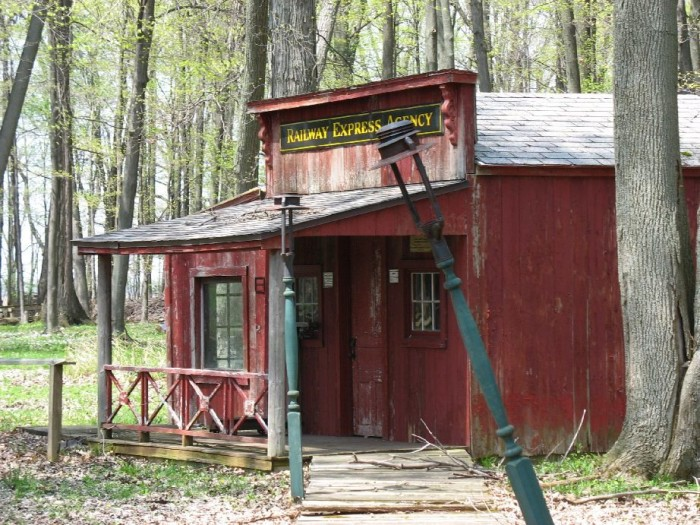 12) Findlay Ghost Town