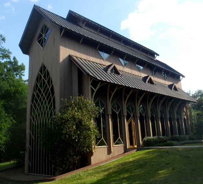 1. Baughman Center