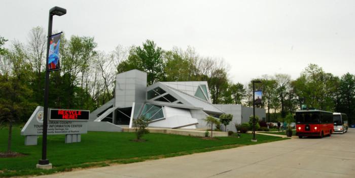 14) Lorain County Visitors Center