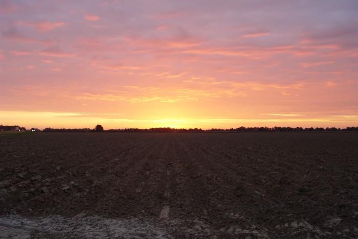 "2. ""Sunrise Over New Plowed Ground"""