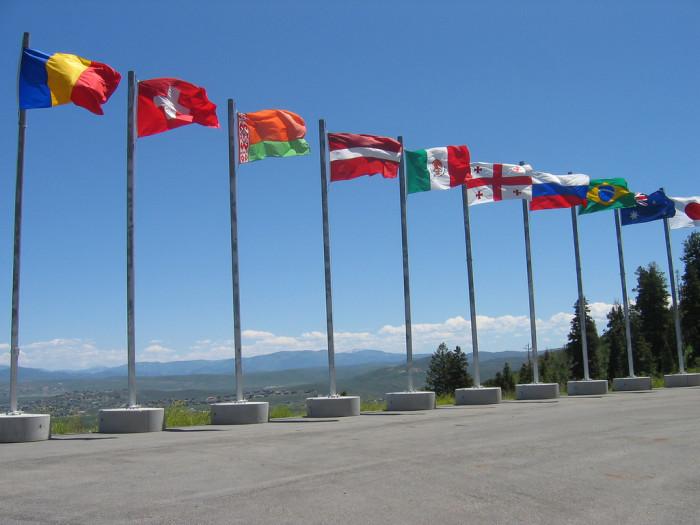 8) Olympic Heritage