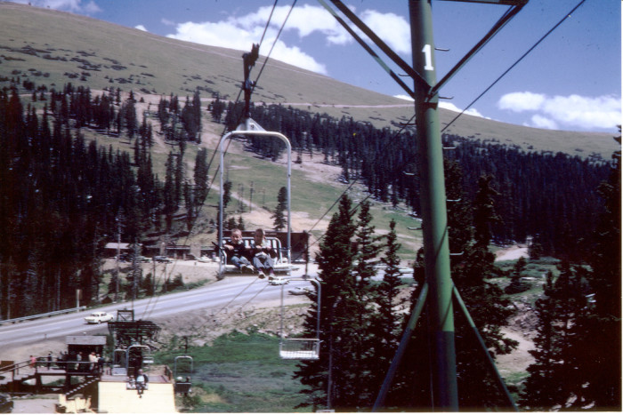 5.) Bethoud Pass Chairlift (1964)