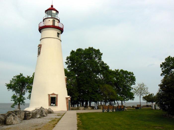9) Marblehead Lighthouse