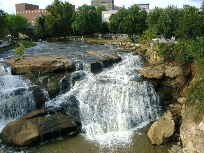 11. Greenville, SC