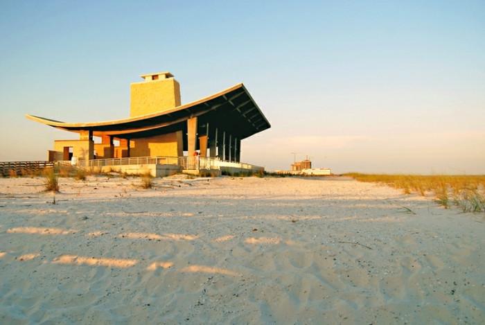 10. Gulf State Park - Gulf Shores, AL