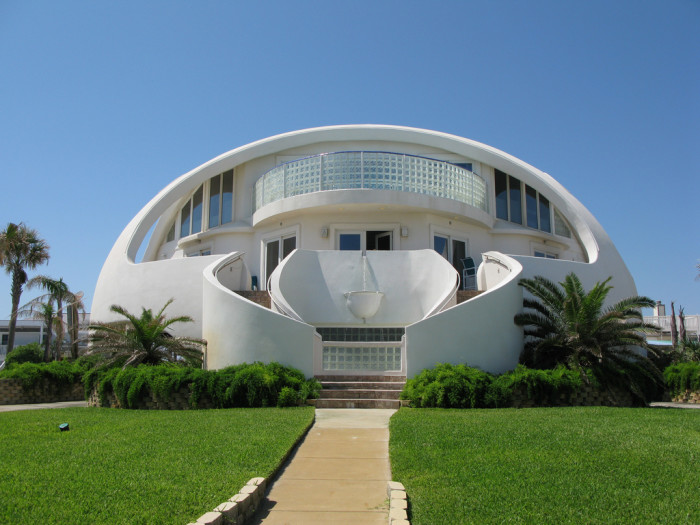 9. Dome of a Home
