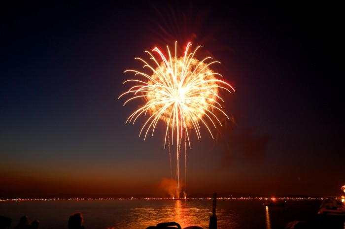 4. Lake Minnetonka Commons Park - Get a fantastic show on the lake. It just gets better and better.