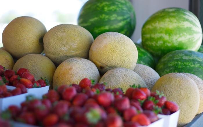 3.) Fruit & Veggies