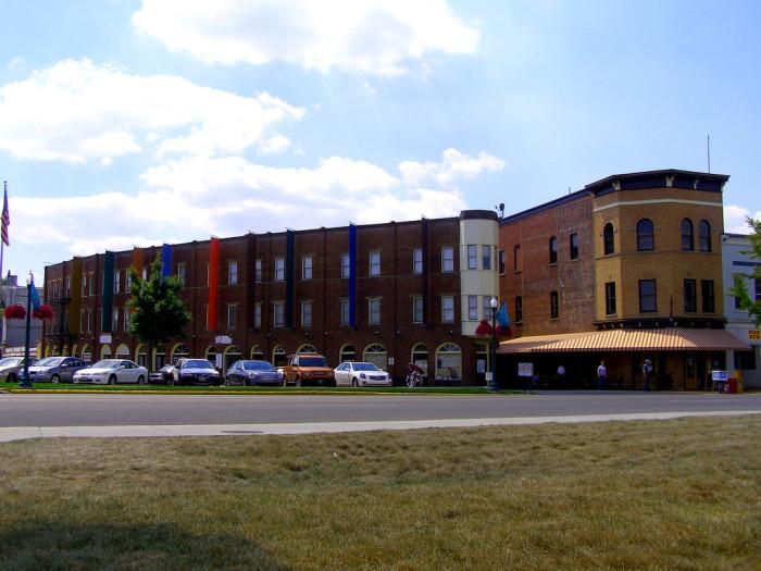 6) The Hackett Hotel (Marietta)