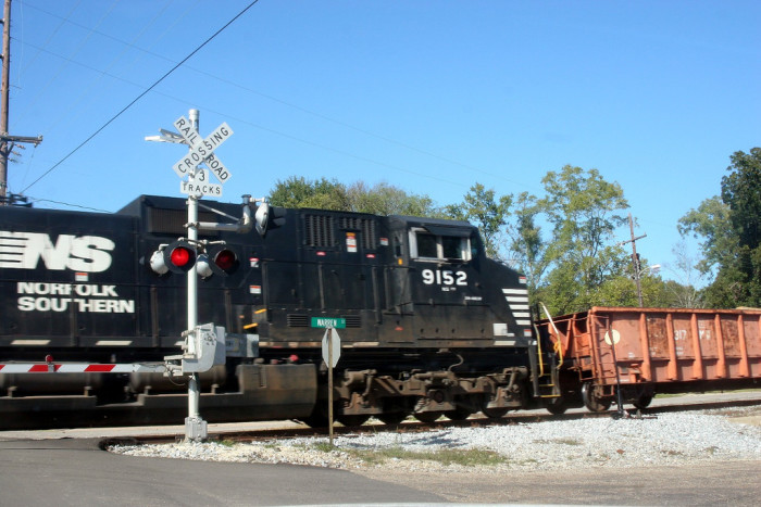 6. You were always late because you were constantly getting stuck behind passing trains.