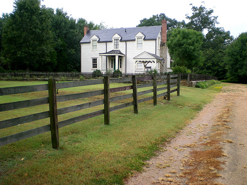 11) Historic Donaldson farmhouse - Dunwoody, Georgia