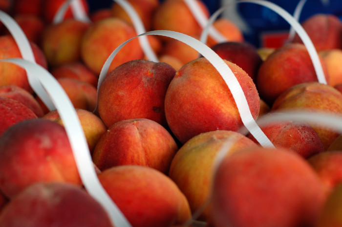 7. Alabama has the BEST peaches EVER...
