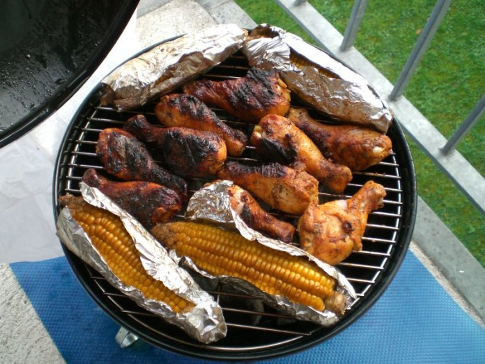 13. A Grill